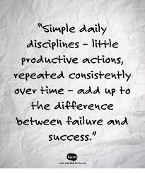 DailyDisciplines